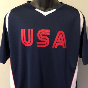 Team USA Olympics Shirt Dream Team Gold America